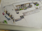Земельная участка 15 соток под строительство гостиницы в г.Бухаре